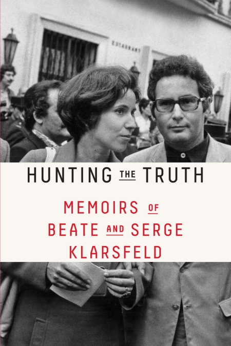Cover Memoirs Serge and Beate Klarsfeld