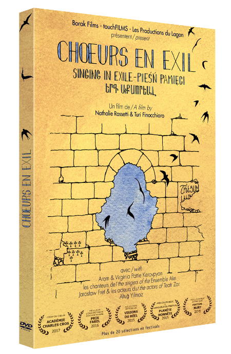 Singing in exile - A film by Nathalie Rossetti and Turi Finocchiaro