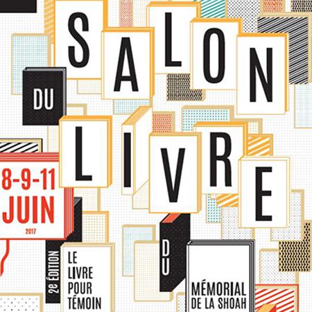 Fondation pour la m moire de la shoah for Salon du livre montreuil 2017