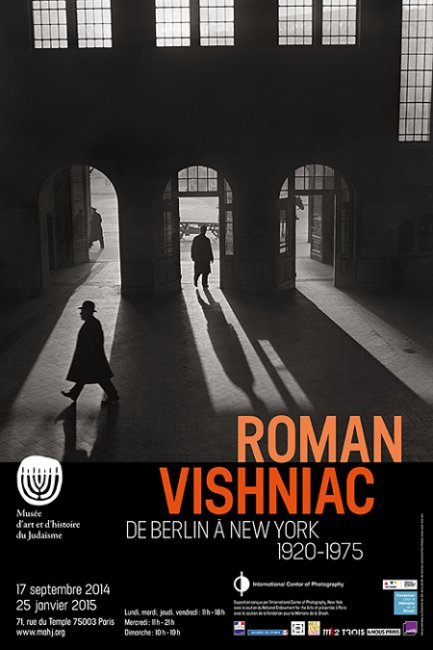 Roman Vishniac. De Berlin à New York, 1920-1975