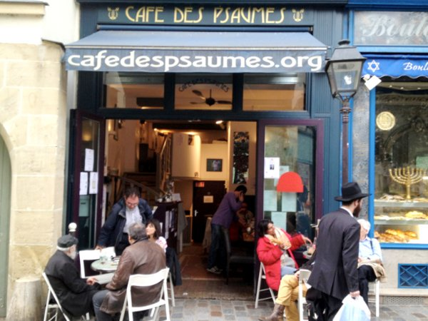 Café des Psaumes: the OSE's community-based social café