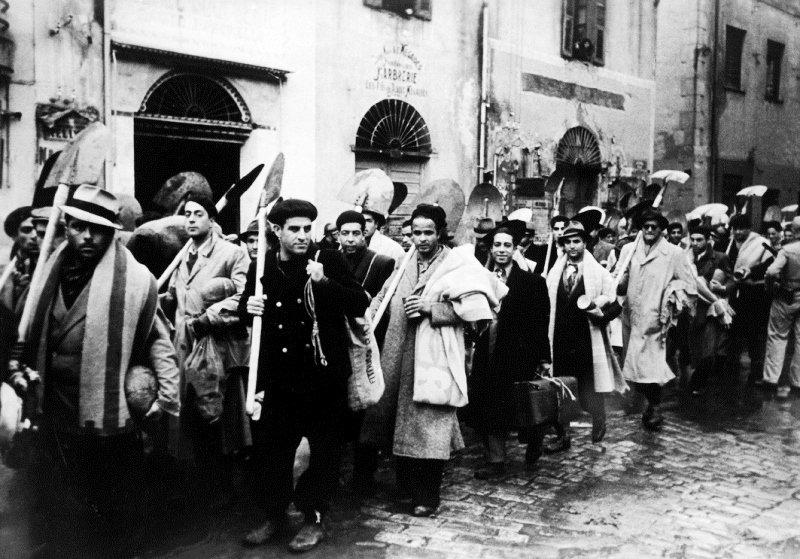 Commémoration de la rafle des Juifs de Tunis