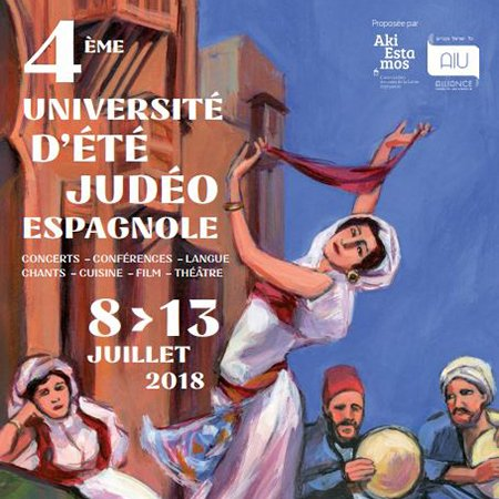 Université d'été 2018 - Aki Estamos