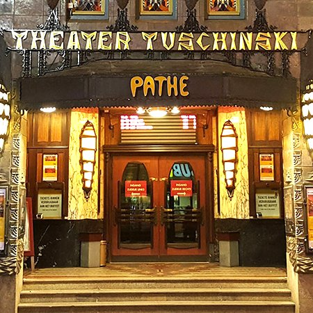 The Tuschinski of Amsterdam